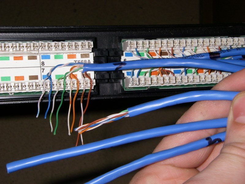 On ... : patch panel wiring - yogabreezes.com