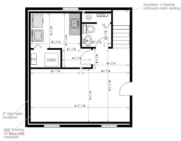 Basement layout ideas greg maclellan for Basement design layouts