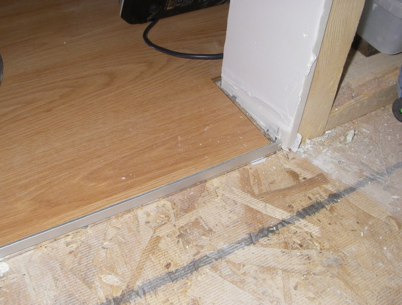 Laminate Flooring Transition Pieces Hd Photo